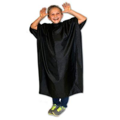 Hair Tools Children's Black Hairdressing Gown