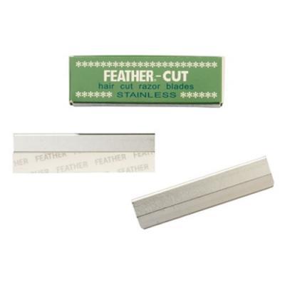 Feather Cut Shaper Blades (x12)
