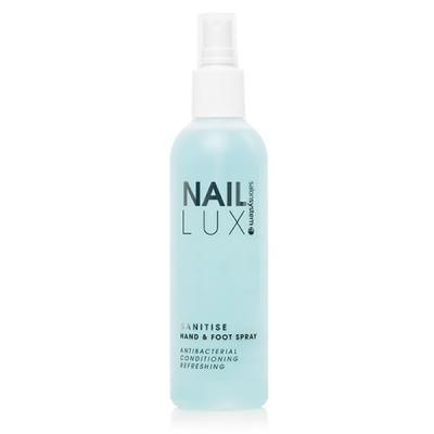 Salon System NailLUX Sanitise Hand & Foot Spray