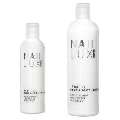 Salon System NailLUX Hydrate Hand & Foot Lotion