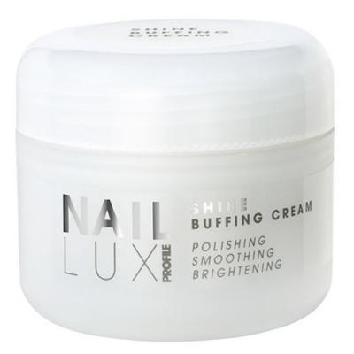 Salon System NailLUX Shine Buffing Cream