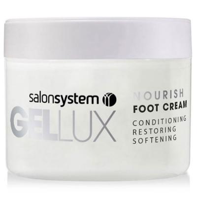 Salon System Gellux Nourish Foot Cream