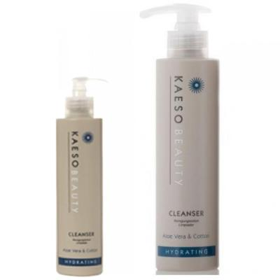 Kaeso Aloe Vera & Cotton Hydrating Cleanser