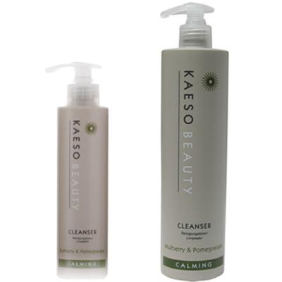 Kaeso Mulberry & Pomegranate Calming Cleanser