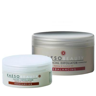 Kaeso Mallow & Coconut Oil Rebalancing Exfoliator