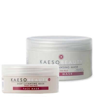 Kaeso Dead Sea Mud Deep Cleansing Facial Mask