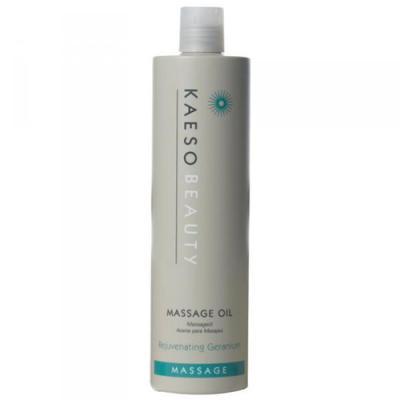 Kaeso Rejuvenating Geranium Massage Oil