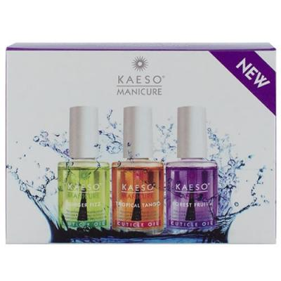 Kaeso Scentsational Cuticle Oil Collection