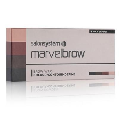 Salon System Marvelbrow Brow Wax Pro-Palette