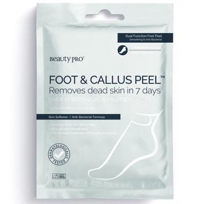 Beauty Pro FOOT & CALLUS PEEL Foot Peeling Treatment