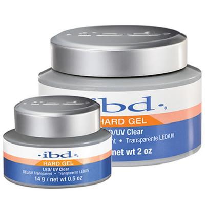 ibd Hard Gel LED/UV Clear Gel