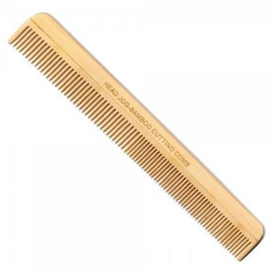 Head Jog Bamboo Cutting Comb