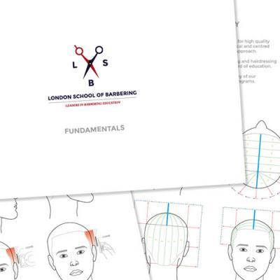 London School of Barbering Fundamentals Booklet