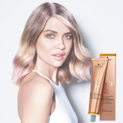 Schwarzkopf BLONDME Bond Enforcing Blonde Hi-Lighting Cream