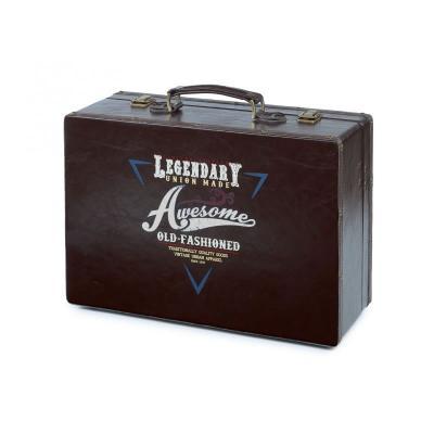 Barburys Retro Vintage Equipment Case