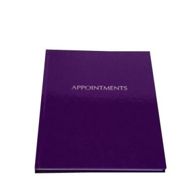 Quirepale Purple Appointment Book