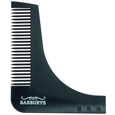 Barburys Barberang Beard Shaping Comb