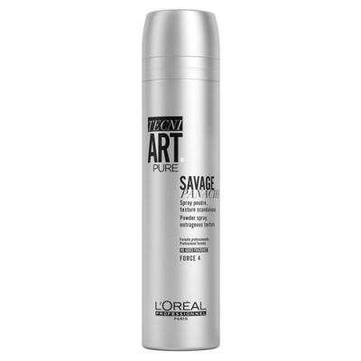 L'Oreal Professionnel Tecni.ART Savage Panache Powder Spray