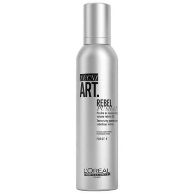 L'Oréal Professionnel Tecni.ART Rebel Push Up Mousse