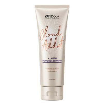 Indola Blond Addict Instacool Shampoo
