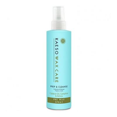 Kaeso Wax Care Prep & Cleanse Pre Wax Spray