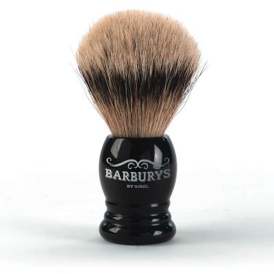Barburys Silver Gloss Shaving Brush