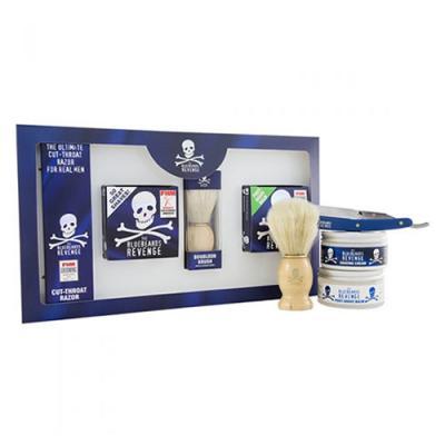 The Bluebeards Revenge Cut-Throat Razor Kit Gift Set