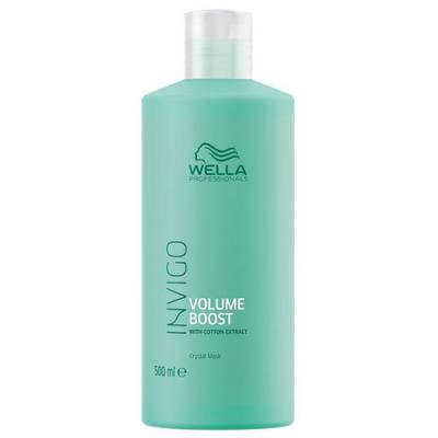 Wella Professionals INVIGO Volume Boost Crystal Mask