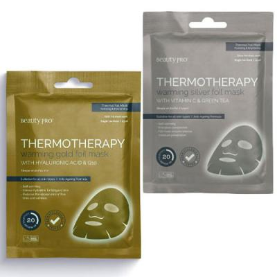 Beauty Pro THERMOTHERAPY Warming Foil Mask