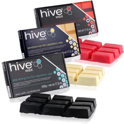 Hive Hot Film Wax Blocks