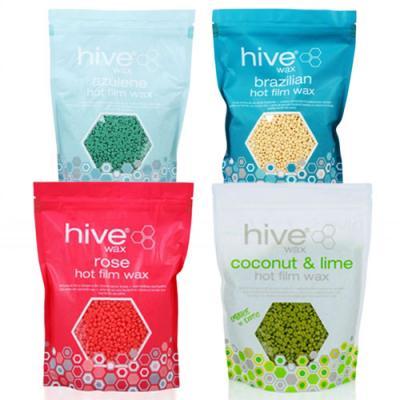 Hive Hot Film Wax Pellets