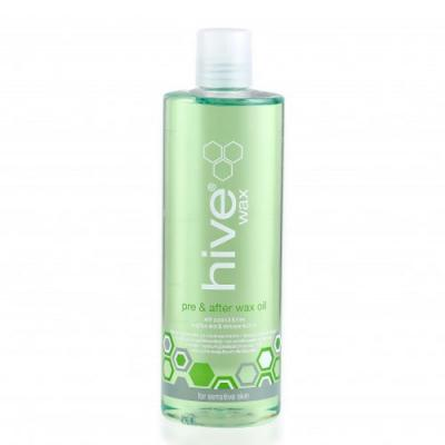 Hive Pre & After Wax Oil with Coconut & Lime