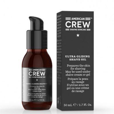 American Crew Ultra Gliding Shave Oil