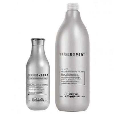 L'Oréal Professionnel série expert SILVER Neutralising Cream Conditioner