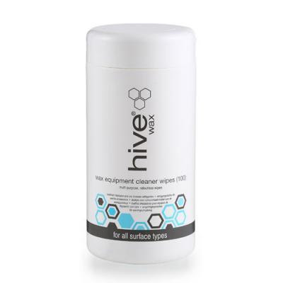 Hive Wax Equipment Wipes (x100)