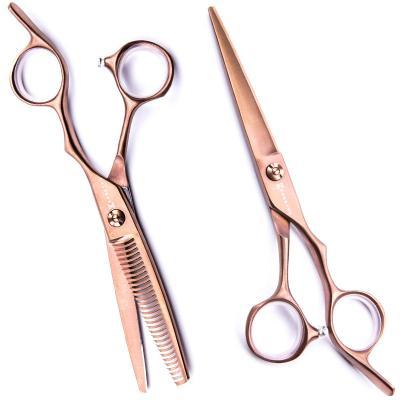 Kobe Kopper Hairdressing Scissors Set