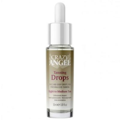 Crazy Angel Tanning Drops