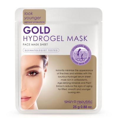 Skin Republic Gold Hydrogel Face Sheet Mask