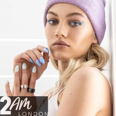 2AM London Gel Polish Tone Me Down Collection