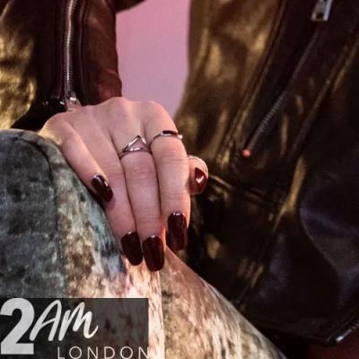 2AM London Gel Polish Go Dark On Me Collection