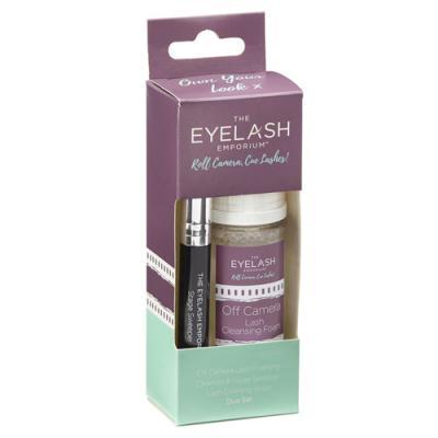 The Eyelash Emporium Lash Cleansing Duo Set