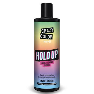 Crazy Color Hold Up Color Extending Shampoo
