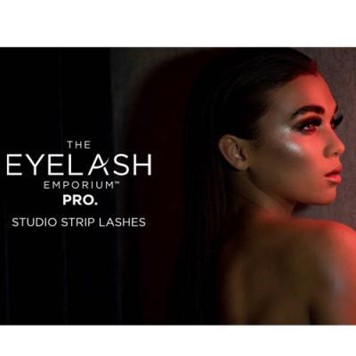 The Eyelash Emporium Studio Strip Lashes