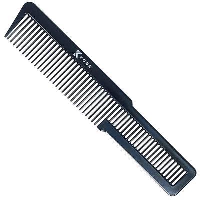 Kobe Carbon Flat Top Clipper Comb