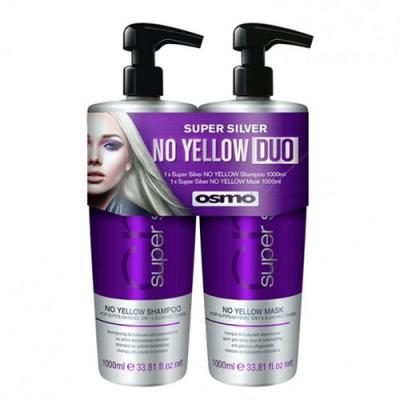 Osmo Super Silver Shampoo/Mask Duo