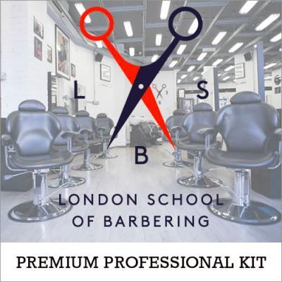 London School of Barbering Premium College Kit