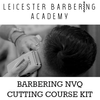 Leicester Barbering Academy Cutting Course Kit