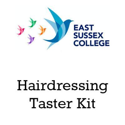 East Sussex College Hairdressing Taster Kit