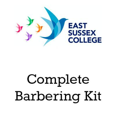 East Sussex College Complete Barbering Kit