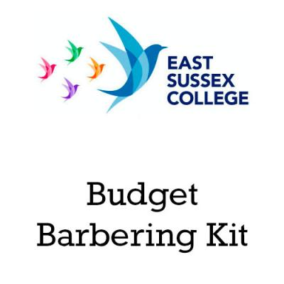 East Sussex College Budget Barbering Kit